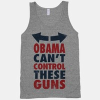 Obama Can't Control These Guns (Tank) | HUMAN