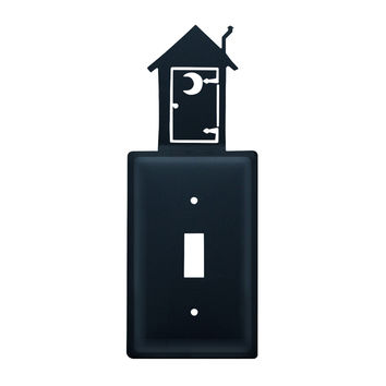 Outhouse - Single Switch Cover