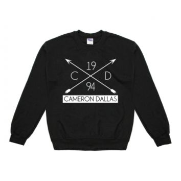 Cameron Dallas Arrow '94 Crew Neck Sweatshirt - BLV Brands