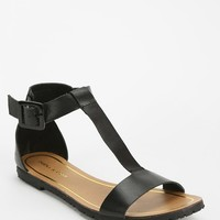 Deena & Ozzy Treaded T-Strap Sandal - Urban Outfitters