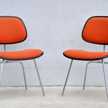 Herman Miller Mid-Century Modern Eames Chairs