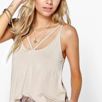 Grace Fine Strappy Swing Cami