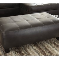 Signature Design by Ashley Living Room Oversized Accent Ottoman 8770108