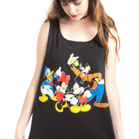 Vintage 90's The Whole Gang Tank - One Size Fits Many
