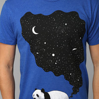 Urban Outfitters - Panda Space Fart Tee