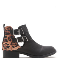 Kendall & Kylie Cutout Leo Boots at PacSun.com