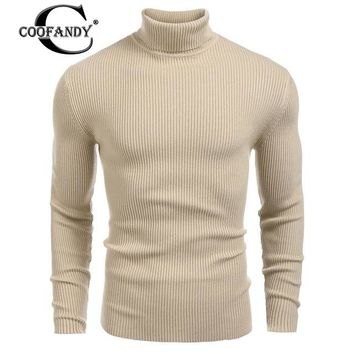Mens Sweater All Sizes NEW Men's Mock Midweight workwear pullover turtleneck