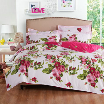 Bedding Sets Wedding Christmas Gift Bedclothes Cover Sets