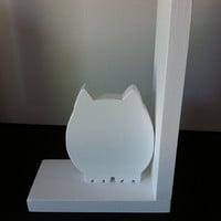 Owl Bookend - Price is for one bookend - Choose your colors