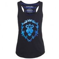 World of Warcraft Alliance Logo Tank