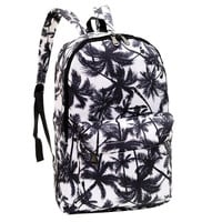 women printing backpacks backpack for women and men rucksack fashion canvas bags retro casual school bags travel bags