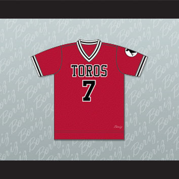 Los Angeles Toros Football Soccer Jersey Any Player or Number New