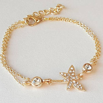 Bridesmaid bracelet, bridesmaid gift, dragonfly bracelet, gold bracelet, bridal party gift, wedding gift, wedding organization