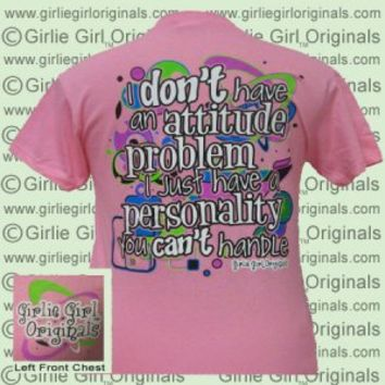 All Products : Girlie Girl™ Originals - Great T-Shirts for Girlie Girls!
