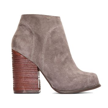 Jeffrey Campbell Hanger-Smokey Grey Ankle Boot