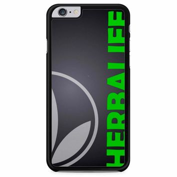 Black Herbalife iPhone 6 Plus/ 6S Plus Case