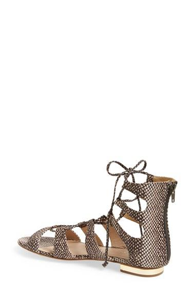 0d469933715b Women's Topshop Lace-Up Gladiator Sandal, from Nordstrom