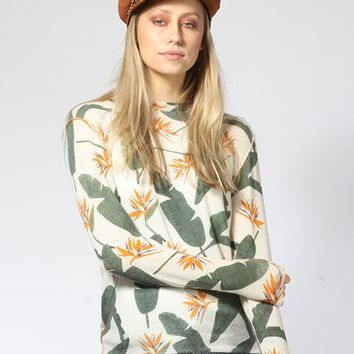 Birds of Paradise Comfy Crew