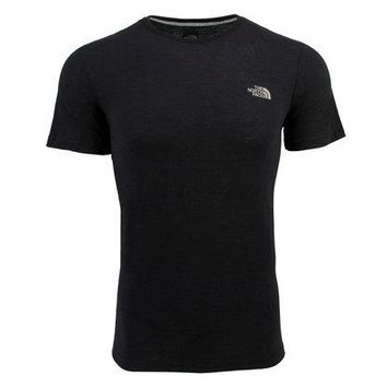 The North Face Men's Outdoor T-Shirt - Black/Grey