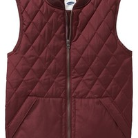 Old Navy Boys Quilted Vests