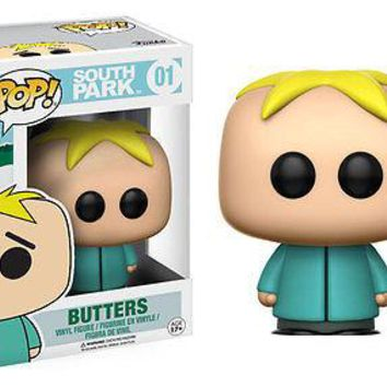 Funko POP Animation: South Park Butters Vinyl Figure