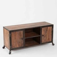 4040 Locust Industrial Media Console