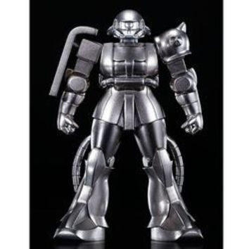 BANDAI ABSOLUTE CHOGOKIN #GM03: GUNDAM - ZAKU II (MASS PRODUCTION MODEL)