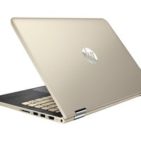 "HP - Pavilion x360 2-in-1 13.3"" Touch-Screen Laptop - Intel Core i5 - 8GB Memory - 128GB Solid State Drive - Modern Gold"