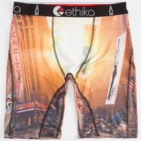 Ethika City The Staple Boxers Sunset  In Sizes