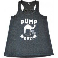 Pump Day Woo Woo Shirt - Workout Shirts - Constantly Varied Gear
