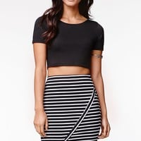 Reverse Right Angle Skirt - Womens Skirt