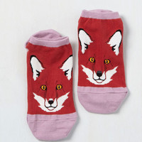 Read Paw About It Socks in Fox