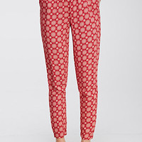 Medallion Printed Pants