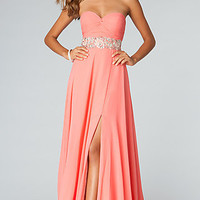 JVN by Jovani Long Prom Dress