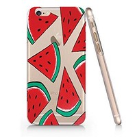Amazon.com: Watermelons Pattern Slim Iphone 6 Plus Case, Clear Iphone 6 Plus Hard Cover Case For Apple Iphone 6 Plus-Emerishop: Cell Phones & Accessories