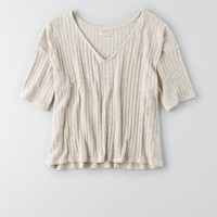 AEO FEATHER LIGHT SWEATER