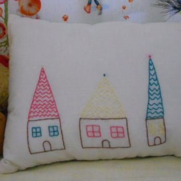House is Home Pillow