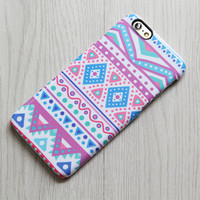 Tribal Pink Blue iPhone 6s case iPhone 6 plus Case Ethnic iPhone 5S iPhone 5C iPhone 4S Case Ethnic Galaxy S6 edge S6 S5 S4 Note 3 Case 072 - Edit Listing - Etsy