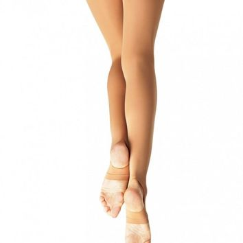 Hold And Stretch Stirrup Tights N145