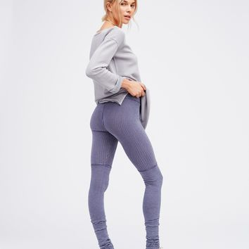 Free People Stripe Soft Legging