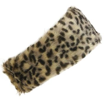 Fabulous Fay Faux Fur Headband