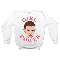Girl Power Eleven -- Sweatshirt