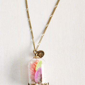 Antique Flair Necklace | Mod Retro Vintage Necklaces | ModCloth.com