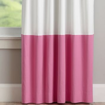 Colorblock Drape
