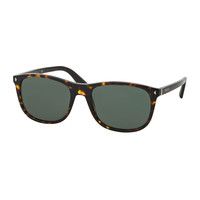 Men's Acetate Sunglasses, Havana - Prada