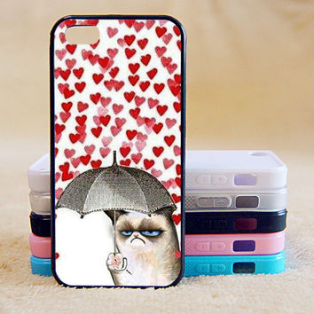 Cats Heart Love, iPhone 4/4s/5/5s/5C, Samsung Galaxy S2/S3/S4/S5/Note 2/3, Htc One S/M7/M8, Moto G/X