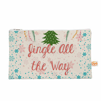 "Famenxt ""Jingle All The Way"" Holiday Digital Everything Bag"