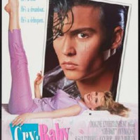 Crybaby Mini Poster #01 Johnny Depp 11inx17in Mini Poster