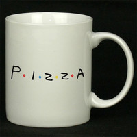 Pizza For Ceramic Mugs Coffee *