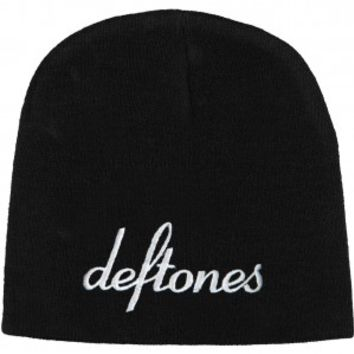 Deftones Beanie - Deftones - D - Artists/Groups - Rockabilia